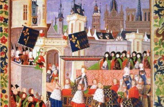 Conférence 19 juin 18h30 La reine médiévale : une femme de pouvoir ?