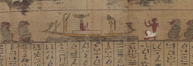 Conférence en ligne – Les trésors de la BnF en direct: le Livre des Morts égyptien de Padiamonnebnésouttawy
