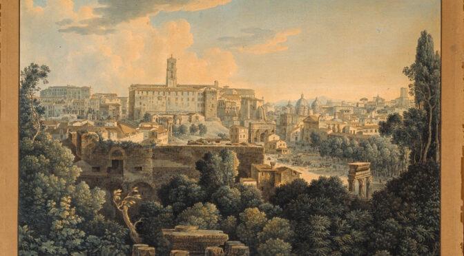 Archéologie palatine et images